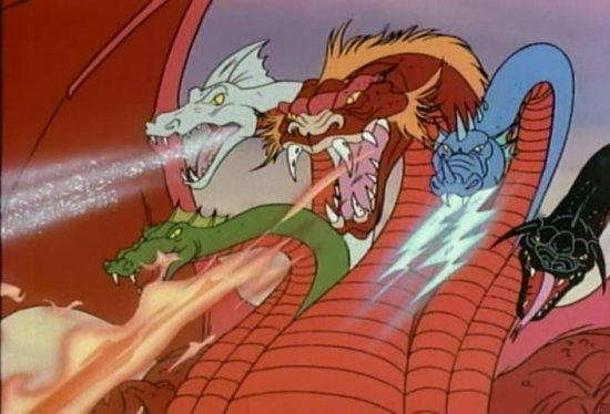 D Development The Dungeons Dragons Cartoon The Learning Dm