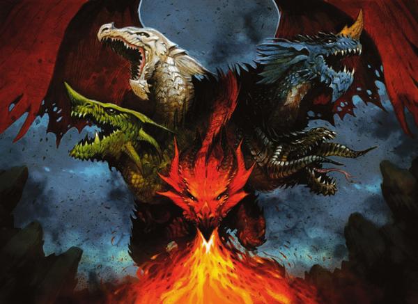 Image result for chromatic dragons art
