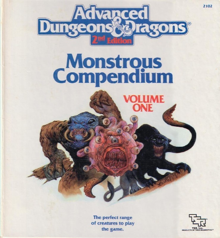 Best Monster Manual Ever?